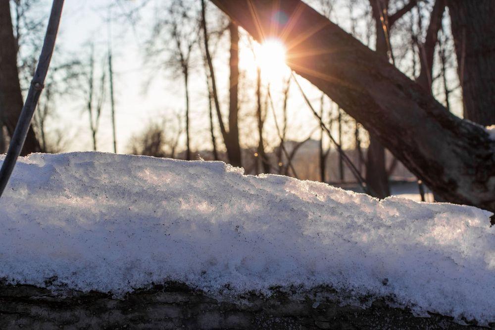 ledenica, sneg, topljenje, Foto: Profimedia