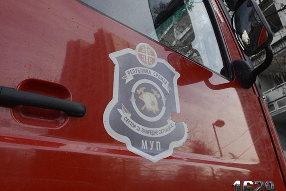 POŽAR NA VRAŽJOJ GLAVI: Vatra iz Bugarske prešla u Srbiju