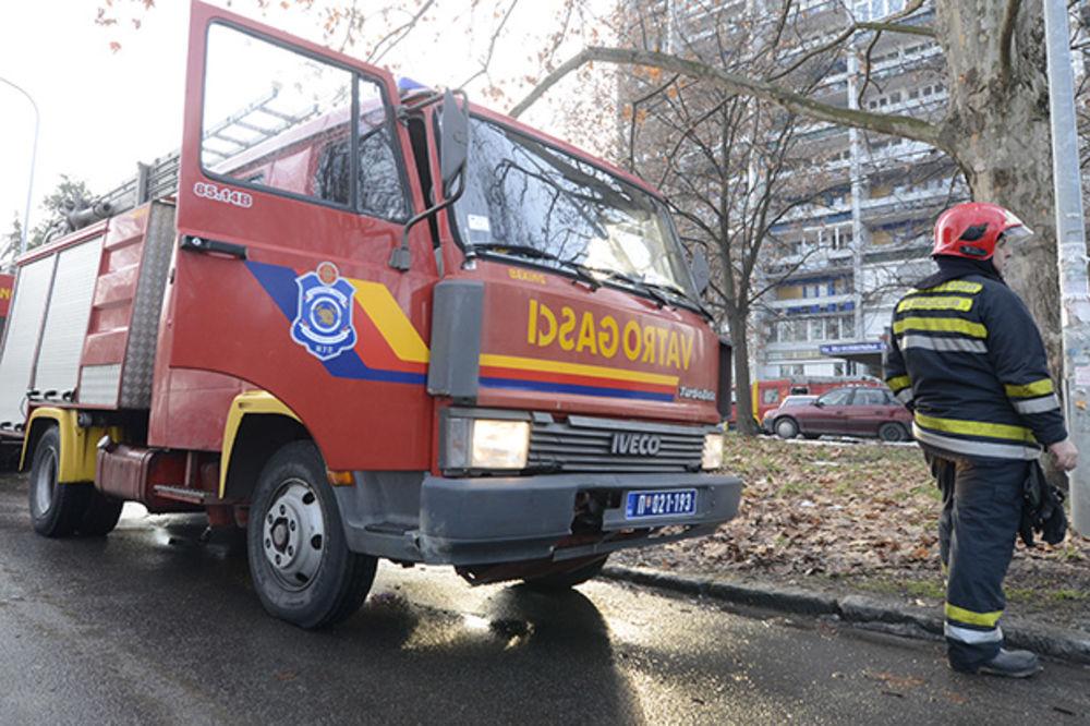 UHAPŠEN PIROMAN IZ NOVOG SADA: Zapalio pogrešan auto
