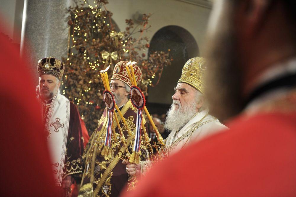 (FOTO) PATRIJARH IRINEJ: Uzalud škrguću zubima, temelj Srpske je istina i pravda Božja!