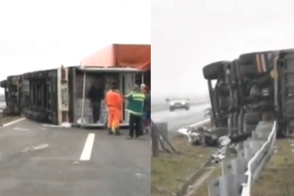 saobraćajne nesreće, udesi, foto printscreen