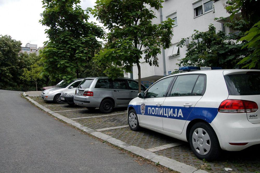 PREKRIVEN SLUŽBENOM KOŠULJOM: Mrtav policajac potpuno go pronađen kod Bajine Bašte!