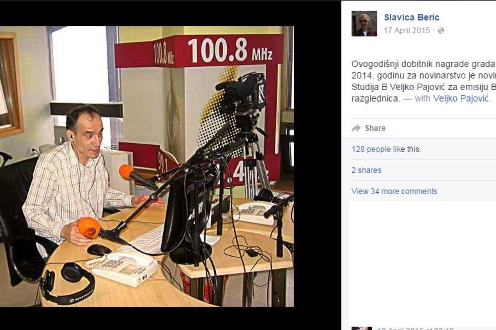 Veljko Pajović, Foto: Facebook