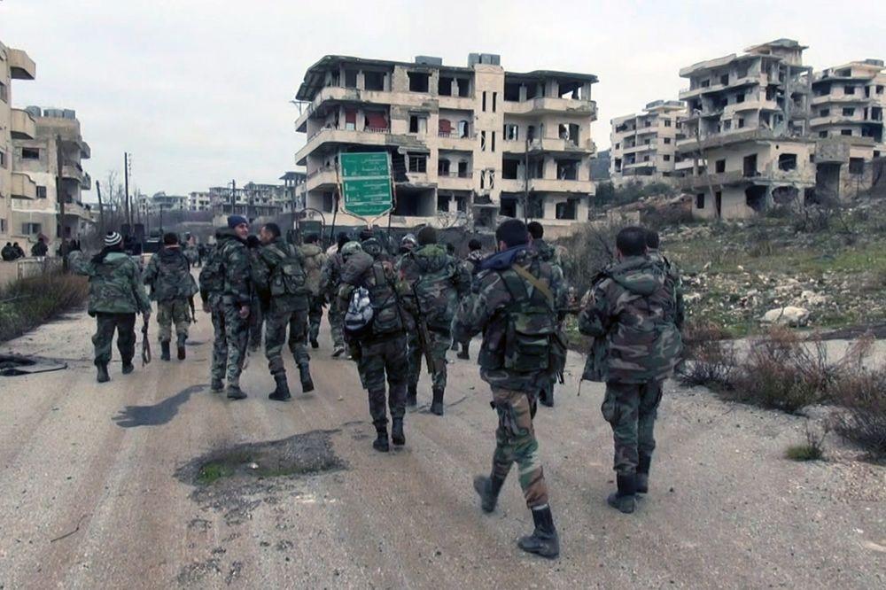 DAMASK UPOZORIO: Strane trupe koje uđu u Siriju vratiće se kući u sanducima!