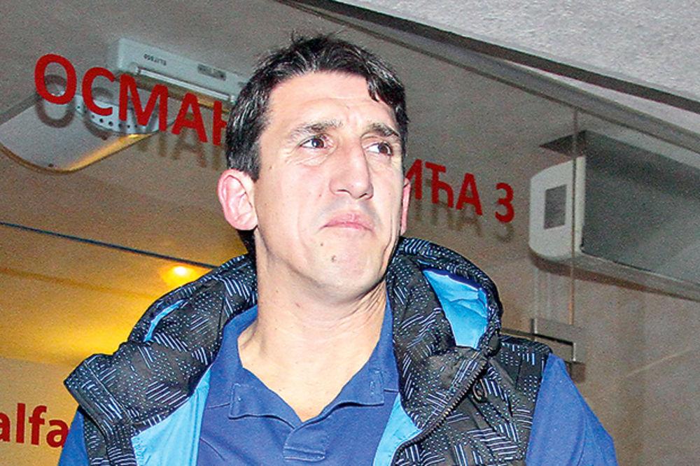 ZABELA MU TEŠKO PADA: Kristijan Golubović pokušao da se ubije u zatvoru?!