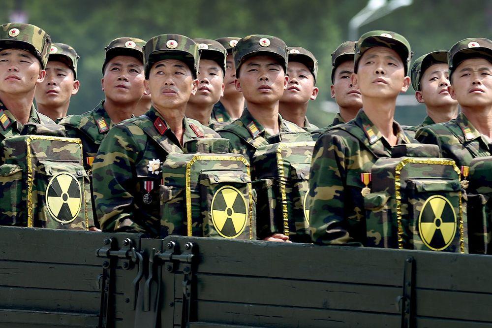 SEVERNA KOREJA NAJAVILA DETONACIJU H-BOMBE: Spremni smo i možemo da zbrišemo celu Ameriku