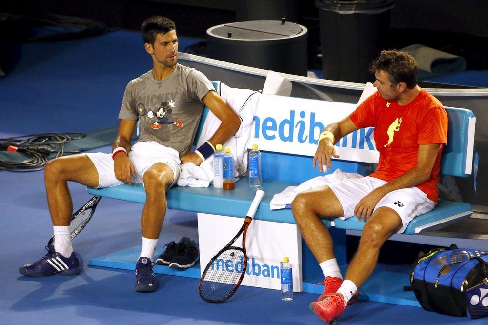 NADMENI VAVRINKA: Đoković ne može da uzme sva četiri Gren slema, Federer je najbolji svih vremena