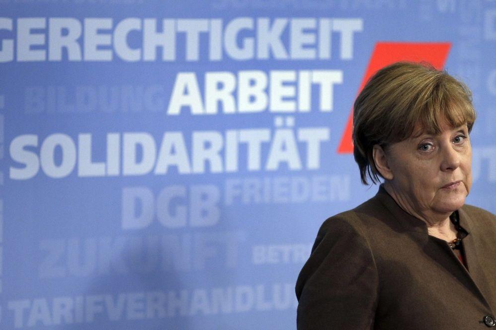 MERKELOVA: EU se nalazi na prekretnici
