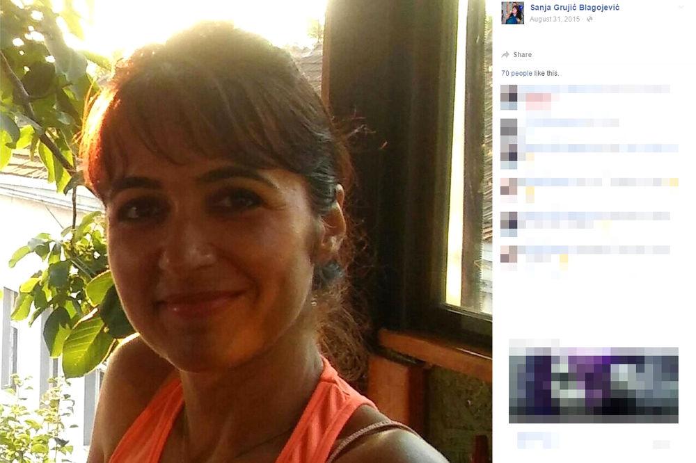 NESTALA TVITERAŠICA PRONAĐENA MRTVA: Sanja Grujić ostavila oproštajno pismo i bacila se u Dunav