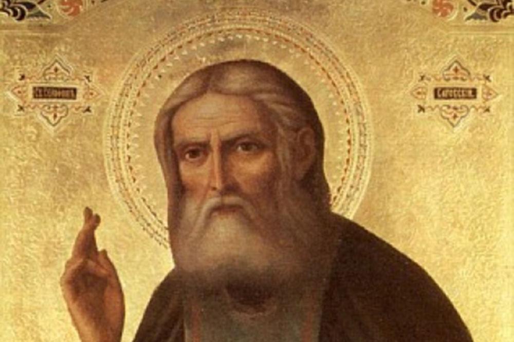 Sveti Serafim Sarovski: Dragocene pouke starca kako da sačuvate duševni mir!
