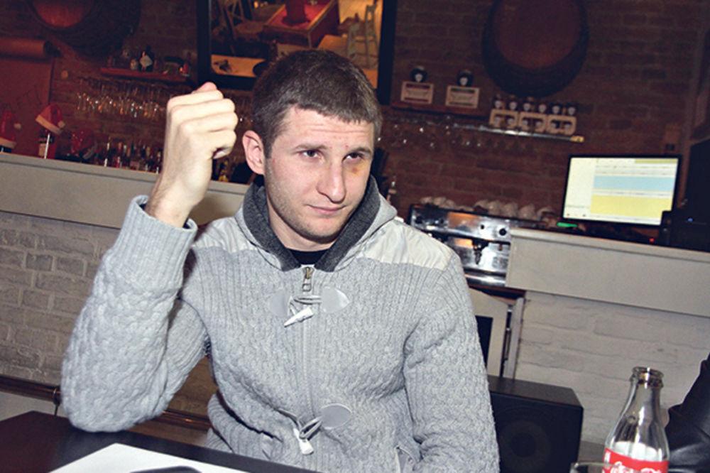 Zoran Novaković, Dizeldorf, foto Dragan Kadić