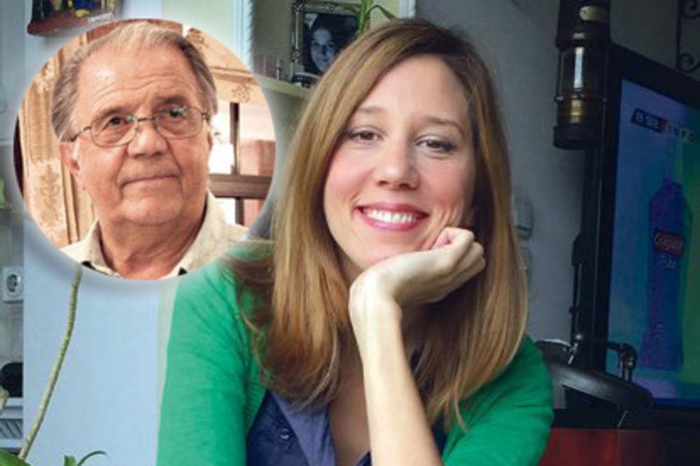 ĆERKA BORE TODOROVIĆA: Tata mi je govorio da napišem debelu knjigu