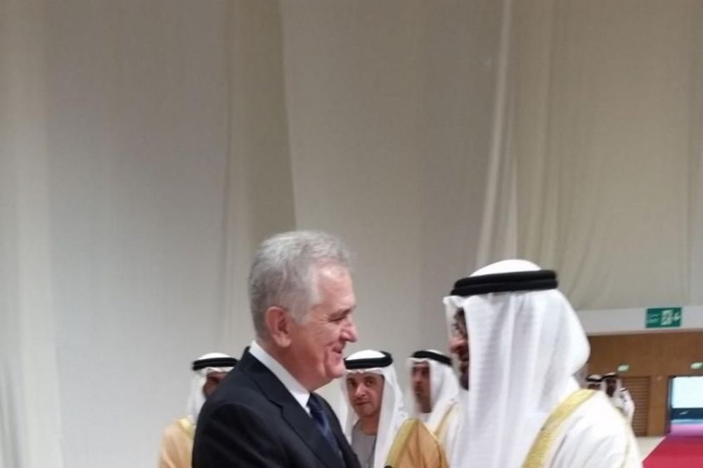 NIKOLIĆ U ABU DABIJU: Bilateralni susreti o saradnji Srbije i UAE