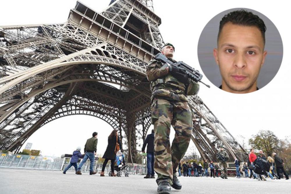 BELGIJA IZRUČILA ABDESLAMA FRANCUSKOJ: Pariskom teroristi počinje suđenje za masakr!