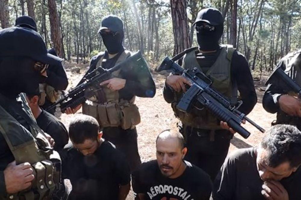 ZABORAVITE EL ČAPA: Upoznajte šefa najkrvoločnijeg narko-kartela! Njegova zverstva nemaju granicu!