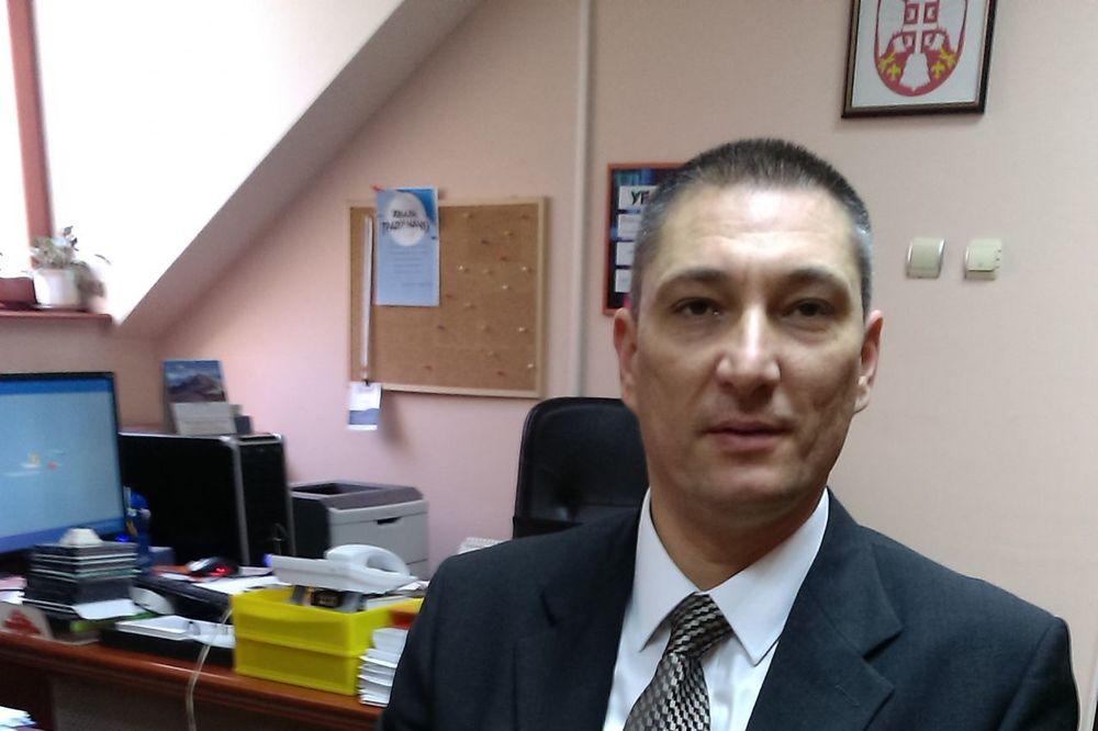 Dragan Nikolić, SNS (Foto: cacak.org.rs.)
