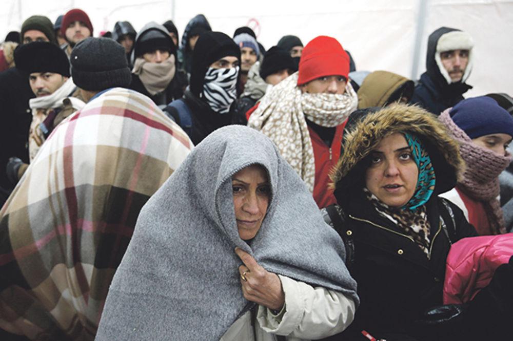 Словения ввела ограничения на число мигрантов