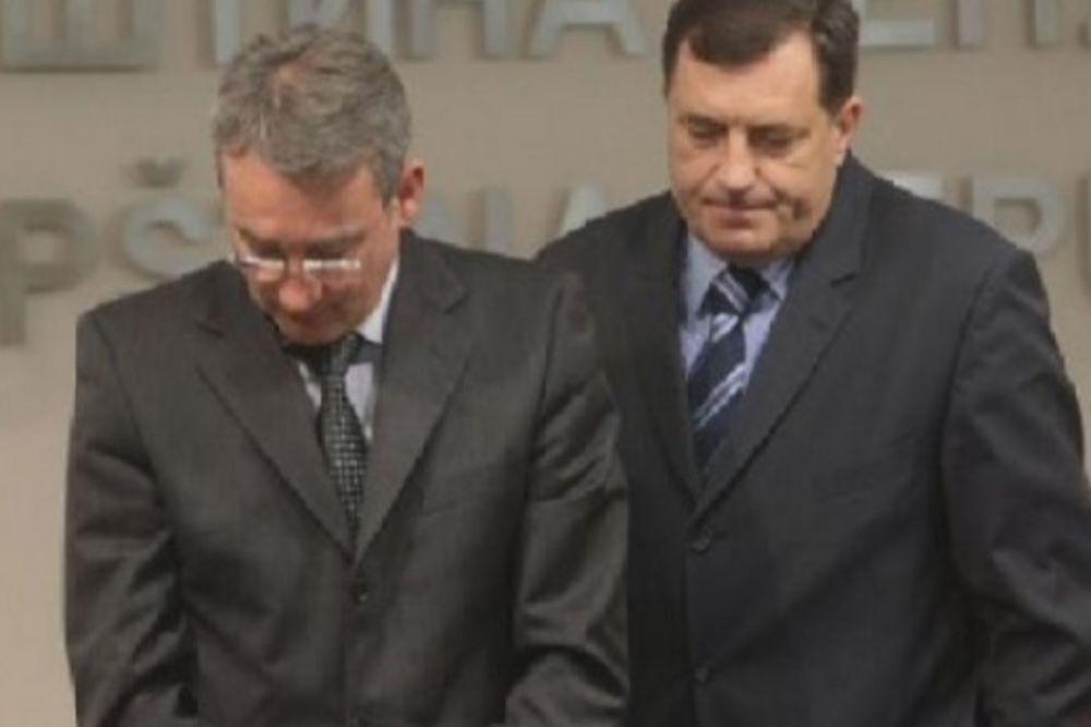 DODIK DOBIO NA SUDU: Bosić plaća predsedniku RS odštetu zbog nanošenja duševnog bola!