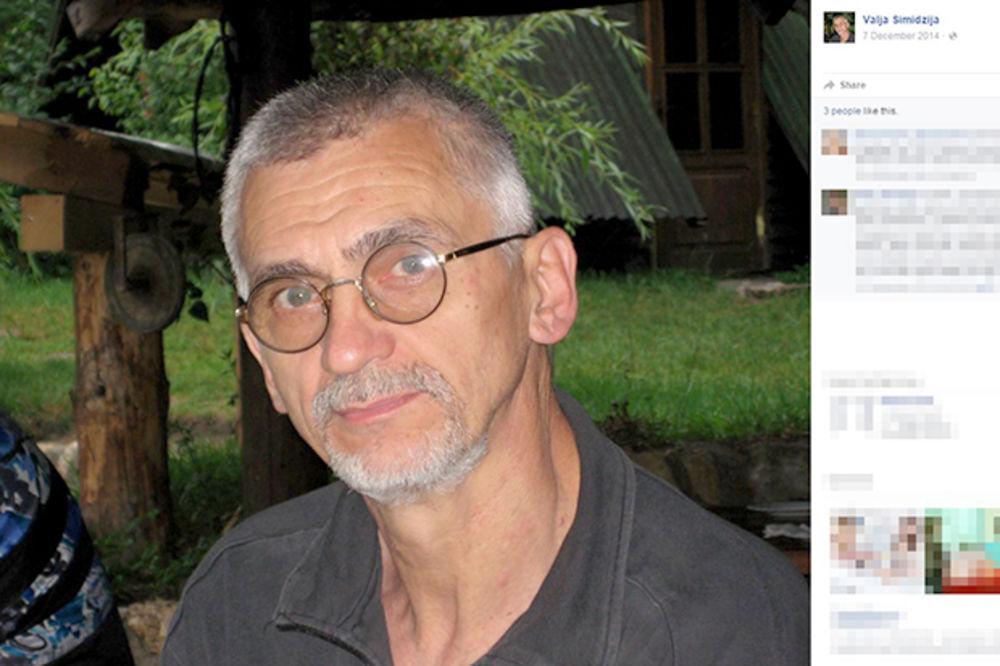 Vladimir Simidžija, Foto: Facebook