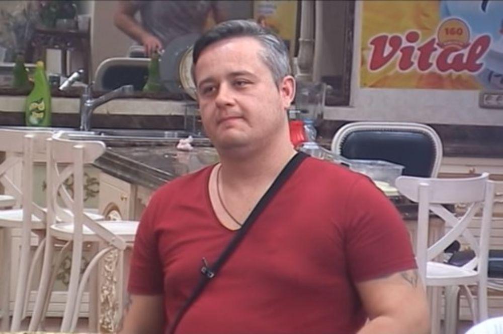 SHVATIO TEK KADA JE IZAŠAO: Nemanja Nikolić otkrio ko je najgori čovek u Parovima!