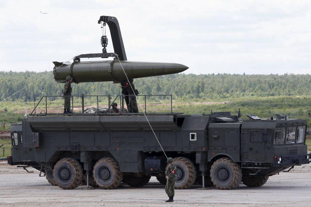 (VIDEO) RUSKI ODGOVOR NATO ALIJANSI: Raspoređuju sistem nuklearnih raketa u Evropi