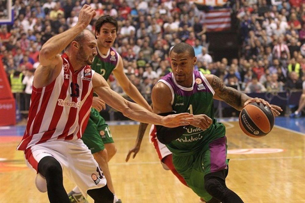 Crvena zvezda, Unikaha, Foto: euroleague.net