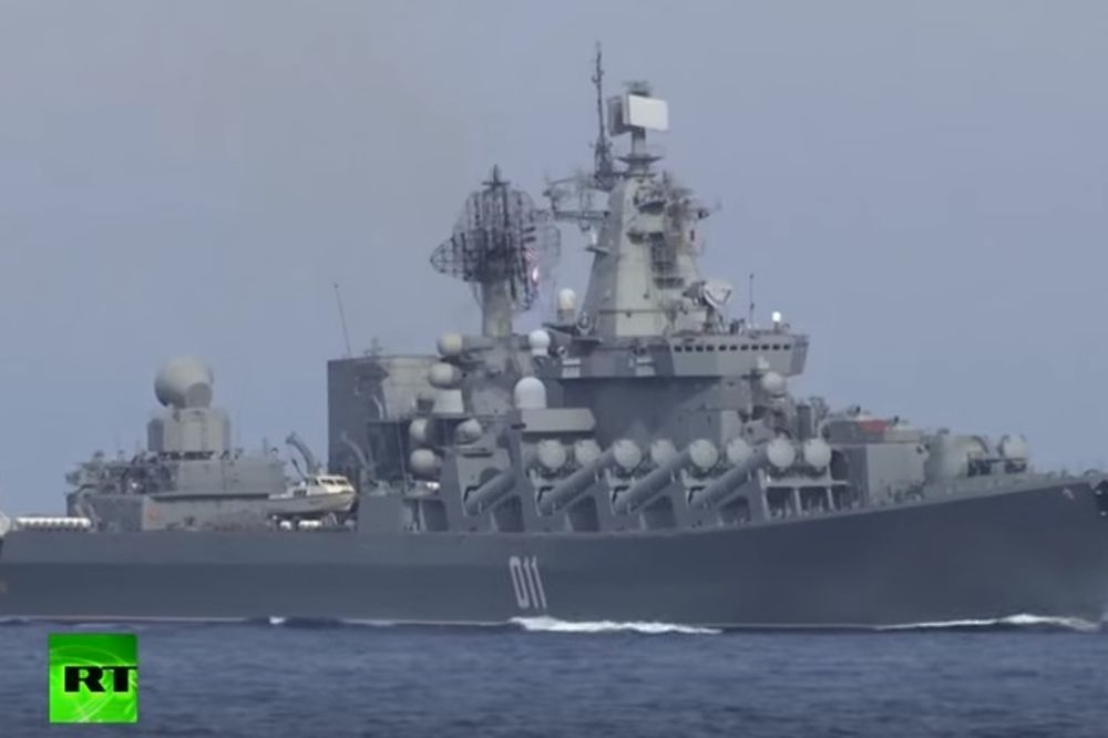 (VIDEO) UBICA PODMORNICA: Rusi predstavili razarač Viceadmiral Kulakov!