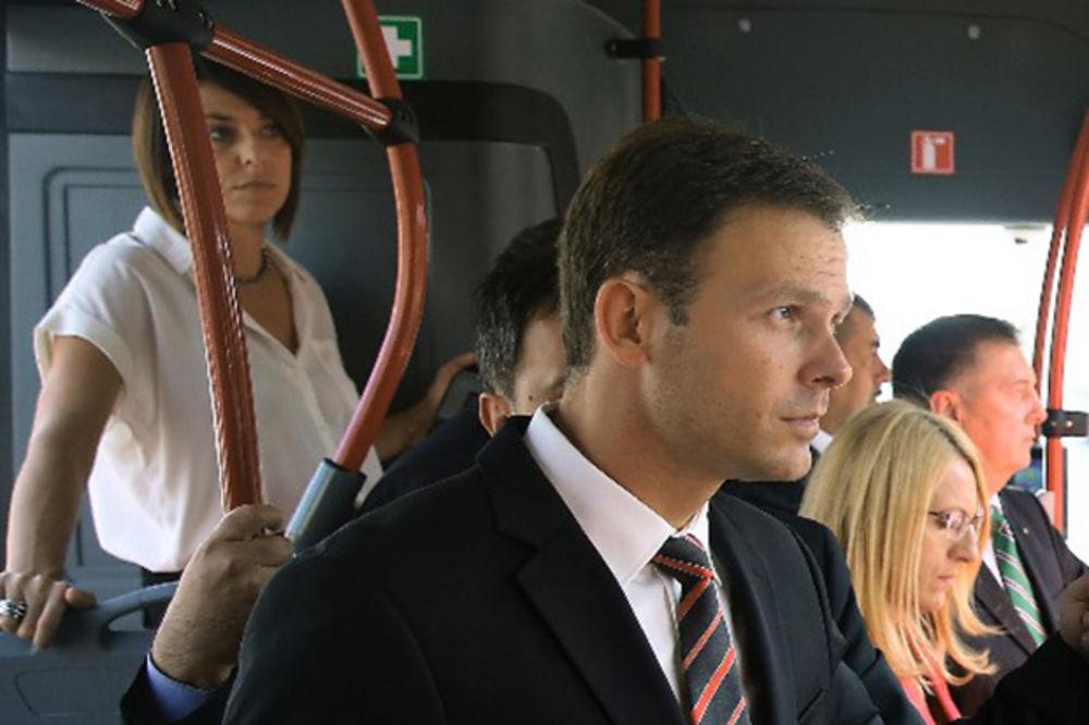 Mali: Beograd naručuje još 50 autobusa