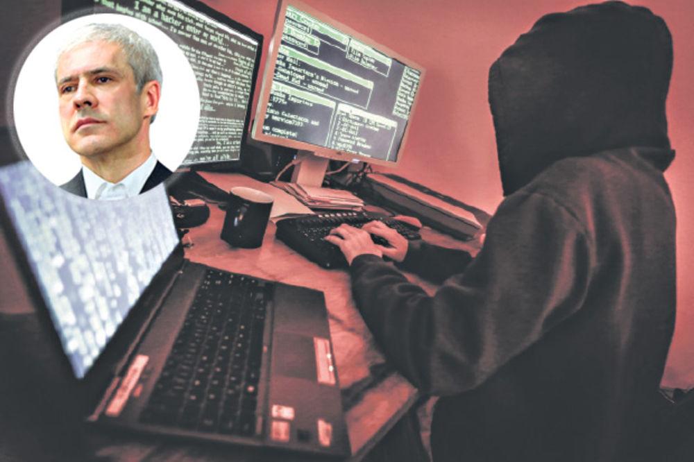 MUP O HAKOVANJU STRANICE BORISA TADIĆA: Kineski haker napao sajt