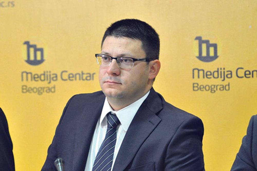 Aleksandar Đurđev, foto Medija Centar