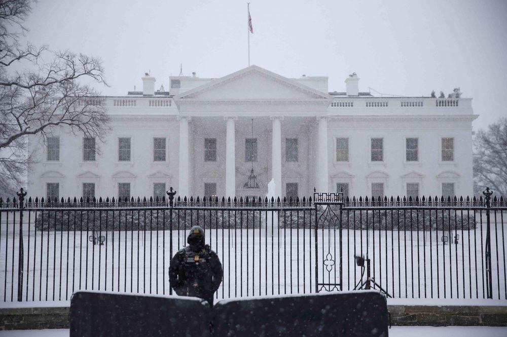 Bela kuća se baš zabelela (Foto: Reuters)