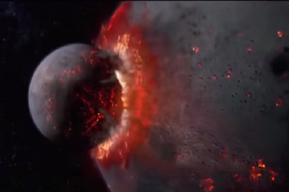 VIDEO DA LI ĆE 9. PLANETA IZAZVATI SMAK SVETA U APRILU 2016? Nibiru izašao iz senke i ide ka Zemlji