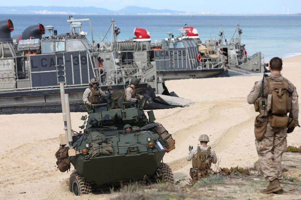 NATO vežbe, 20.10.2015, Foto Fonet/AP