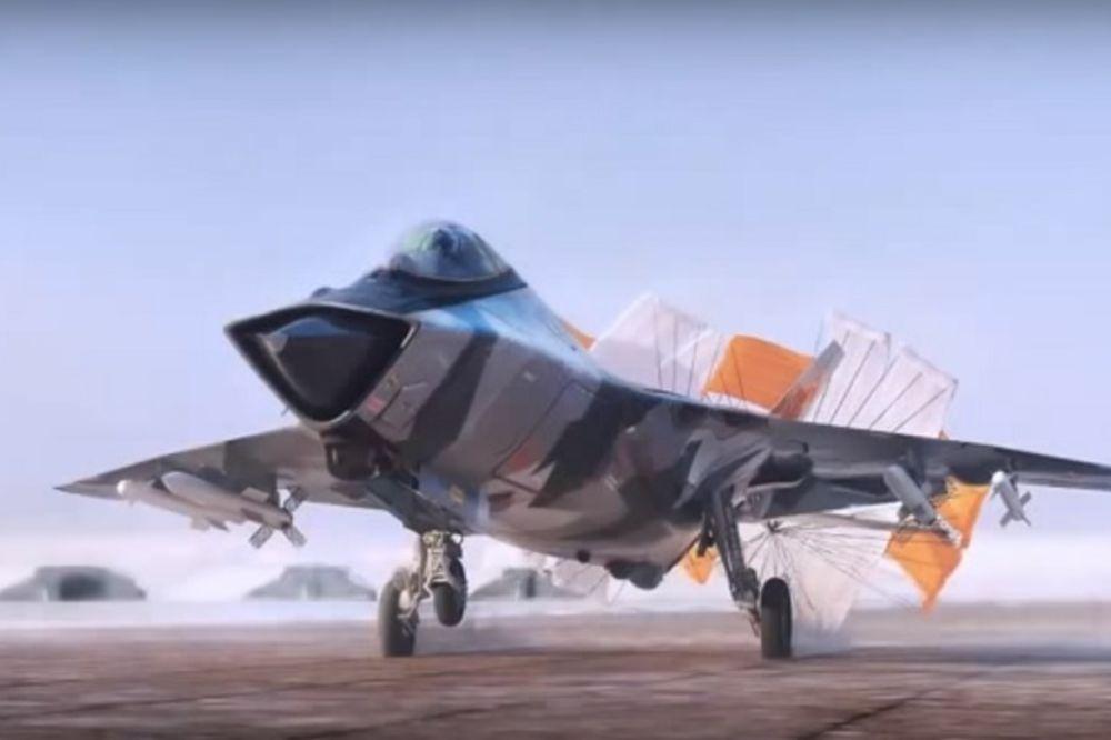 RUSI PRAVE MIG 41: Biće brži od rakete i juriće najmanje 4 maha!