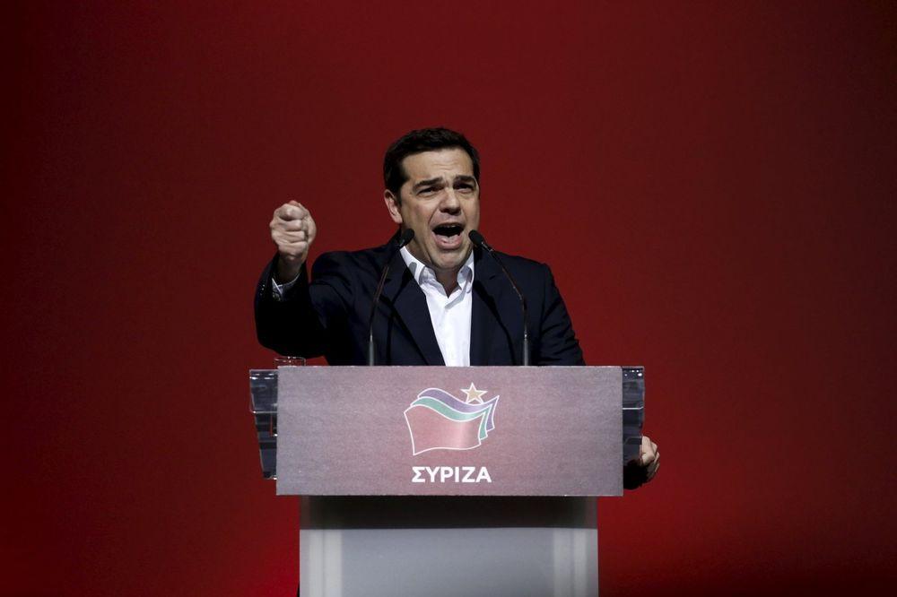 CIPRAS UPORAN: Reforma penzionog sistema po svaku cenu SINDIKATI: Idemo u štrajk!