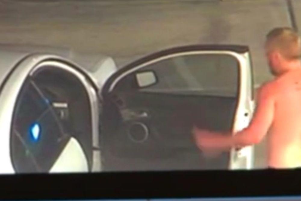 (VIDEO) LEGENDE: Goli i pijani sprečili pljačku