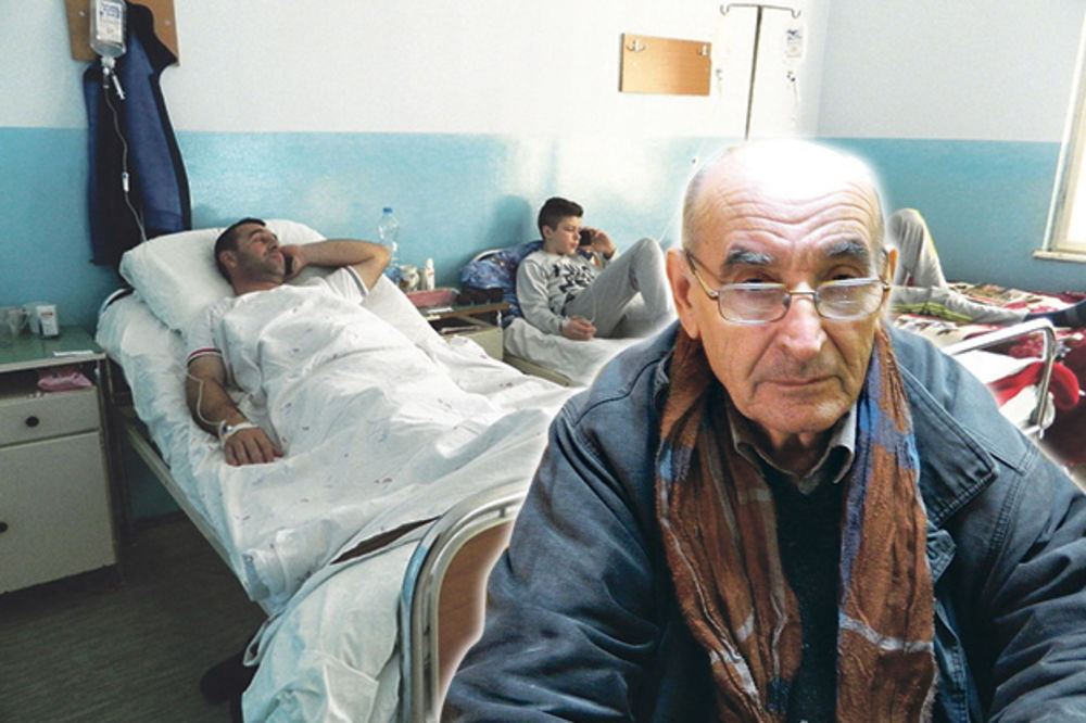 Dušan Knežević, Čajetina, meso, foto Kurir