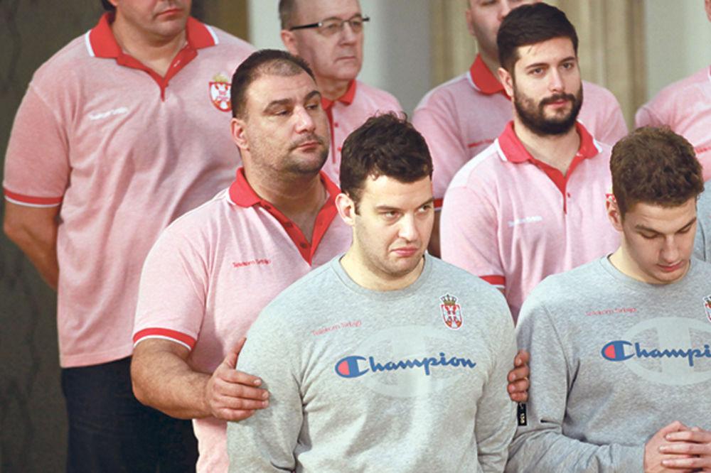 SELEKTOR SMIRIVAO IGRAČA: Krivokapić smorio Filipovića?
