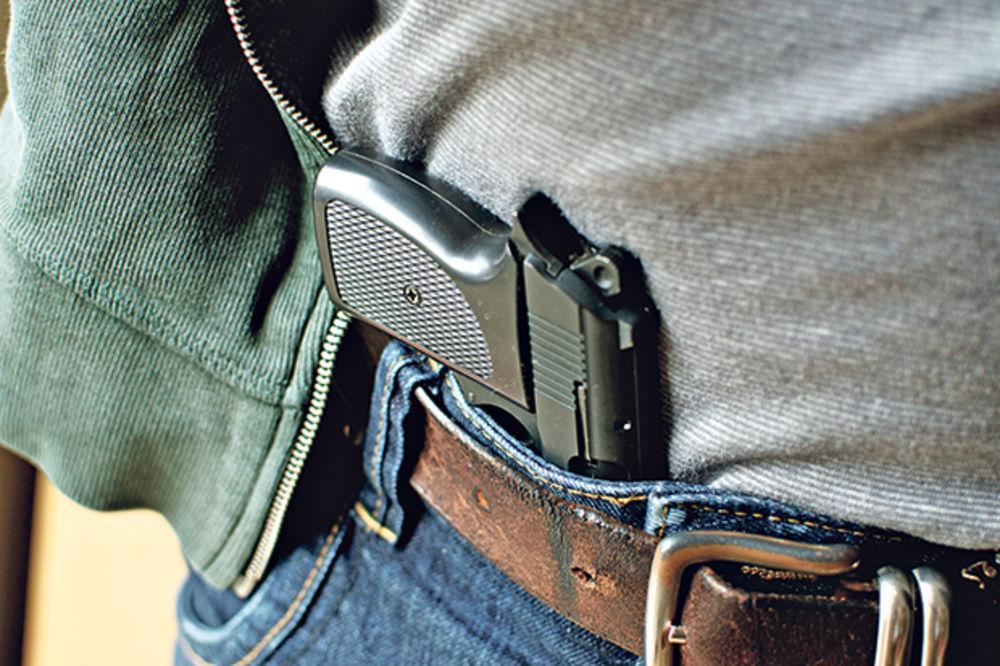 pištolj, foto shutterstock