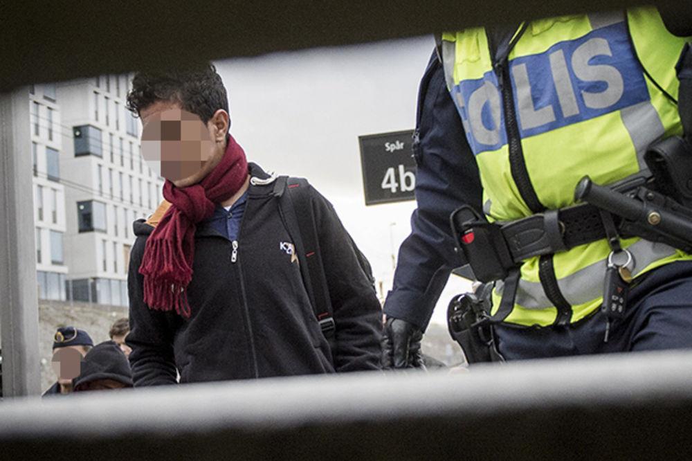 ŠVEĐANI SE DOSETILI: Evo zašto migranti beže iz Švedske!
