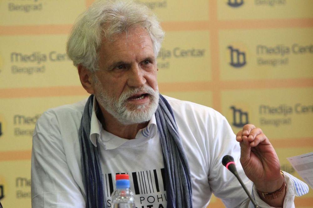 STOJILJKOVIĆ: Novinari krivi jer ne postoji granica između državne i partijske funkcije u kampanji