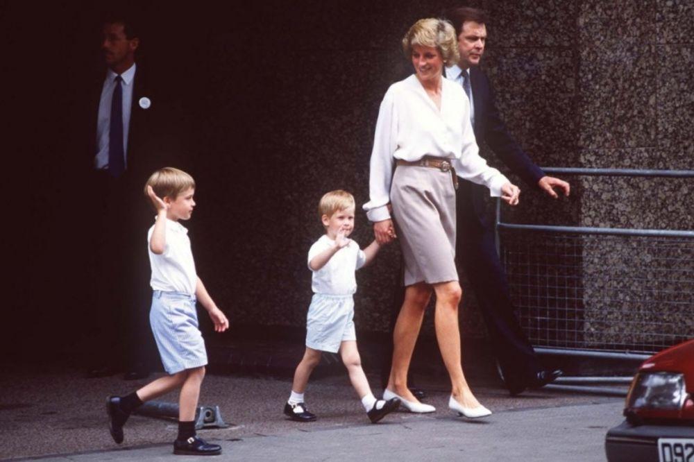 (FOTO) Sve za majku Dajanu: Ovo je bila najveća želja princa Vilijama!