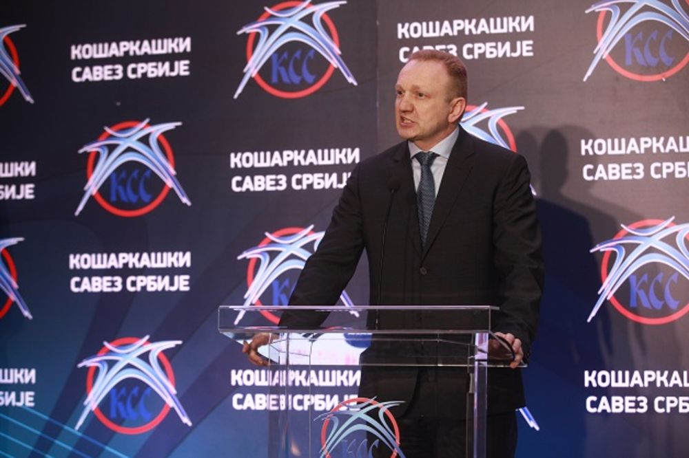 ĐILAS OPTIMISTA PRED KVALIFIKACIJE ZA OI: Srbija je najbolja od svih učesnika kvalifikacija