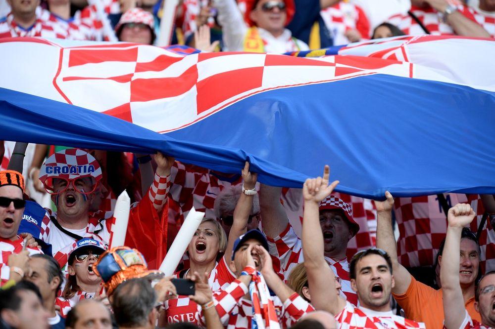ŽESTOKA KAZNA ZA USTAŠKE POVIKE: FIFA odrala Hrvate!