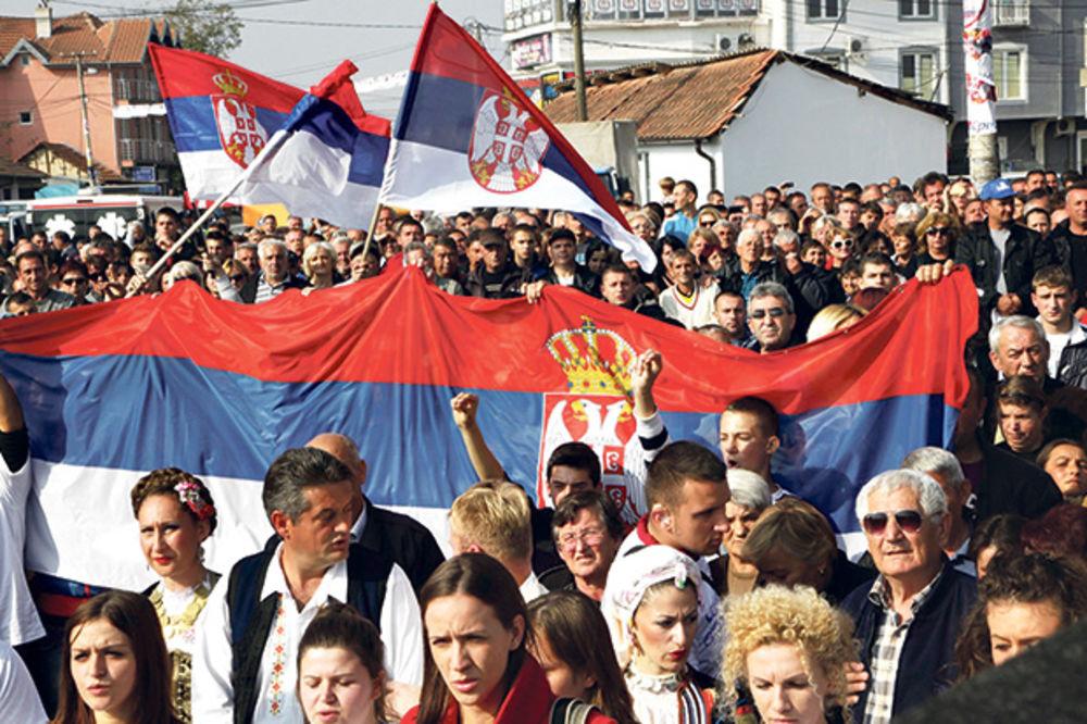 PATRIOTSKE STRANKE: Vučiću, pregovori u Briselu su izdaja Srbije!