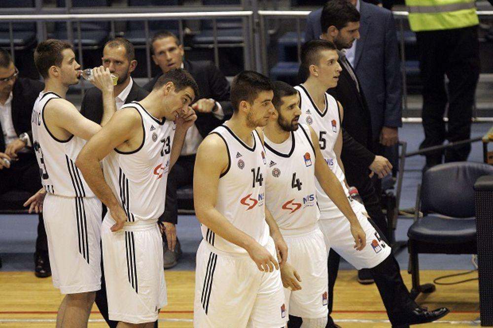 IZ KK PARTIZAN TVRDE: Nismo postigli dogovor ni sa FIBA ni sa ULEB