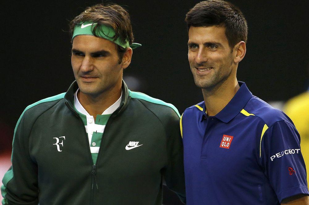 ŽELI DA BUDE KAO RODŽER: Evo zašto je Federer inspiracija za Đokovića