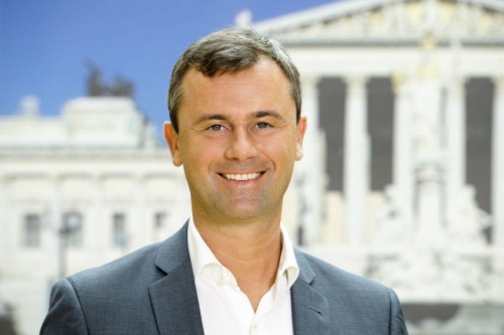 ZAOBIŠAO SRBIJU: Hofer danas u poseti Hrvatskoj i Sloveniji!