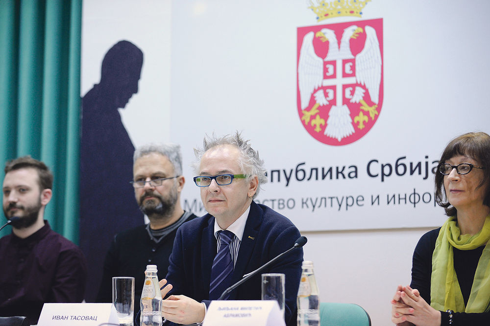 BIJENALE ARHITEKTURE Ivan Tasovac: Izdvojili smo čak 20 miliona dinara