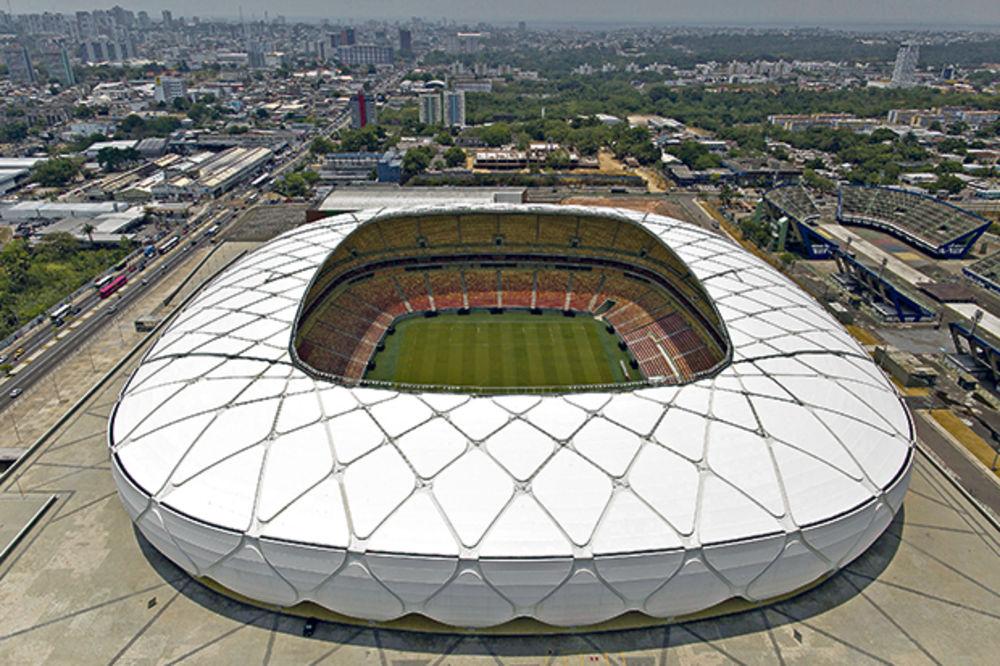 Olimpijski stadion u Riju Foto Reuters